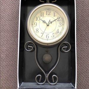 New in Box Target Home Pendulum Clock